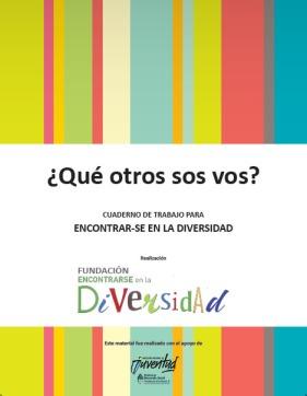 Cuadernillo para trabajar diversidad en el aula